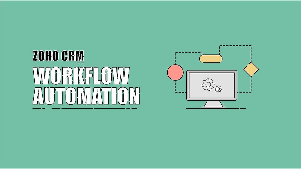 Zoho CRM Workflow Image