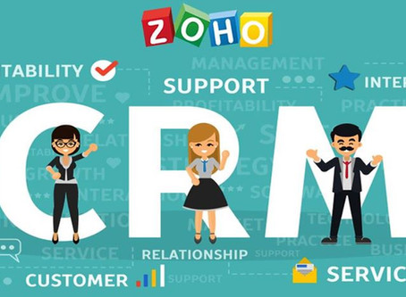Zoho CRM Can Help Reduce Costs for Your Business!