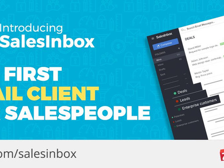 Zoho SalesInbox - An Email Client