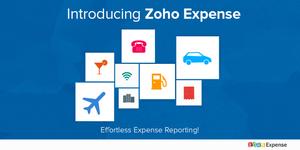 Zoho Expense Image