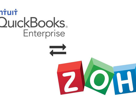 Integrating QuickBooks with Zoho CRM!