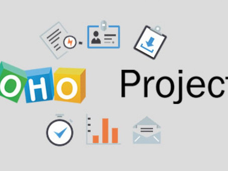 Zoho Projects - An Online Project Management Software