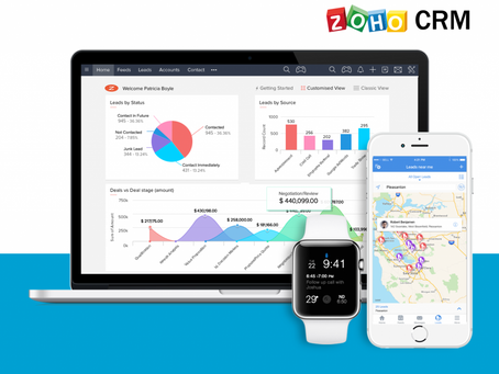 Benefits of Zoho CRM Software!
