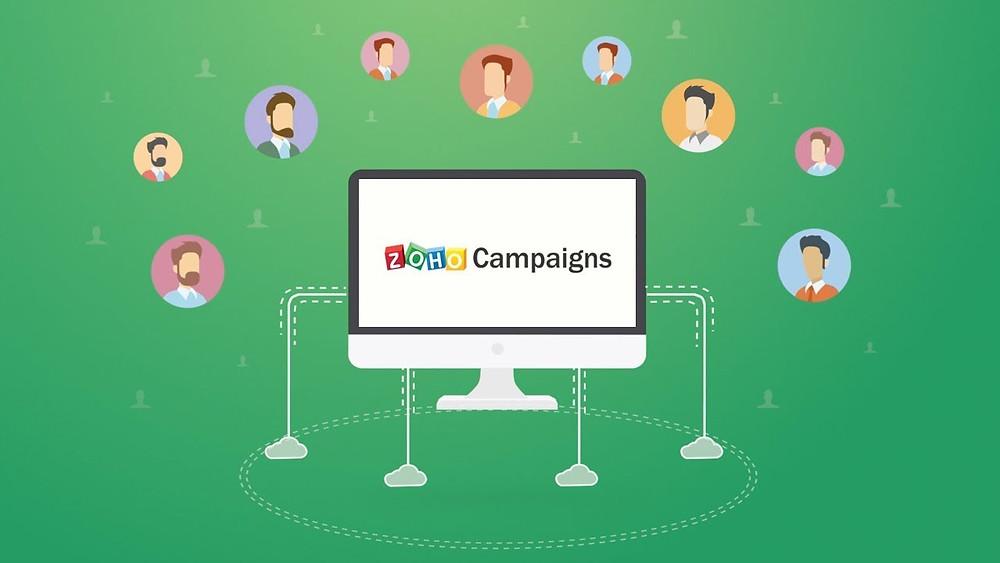 Zoho Campaigns Image