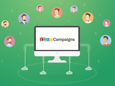 Zoho Campaigns - An Email Marketing Solution