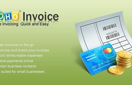 Zoho Invoice - A Powerful Finance and Accounting System
