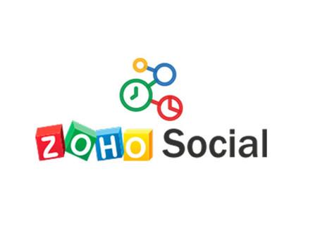Zoho Social - A Media Publishing Tool