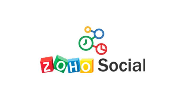 Zoho Social Image