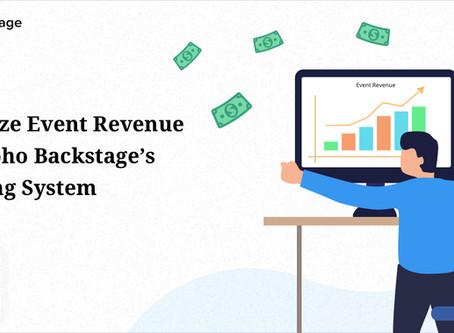 Zoho Backstage - Online Event Management Software