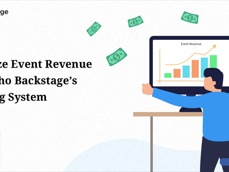 Zoho Backstage - Online Event Management Software