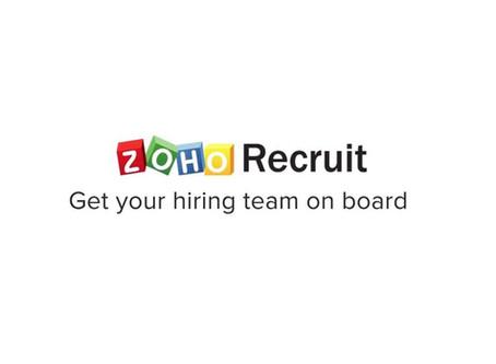 Zoho Recruit - A Leading Recruitment Management Platform