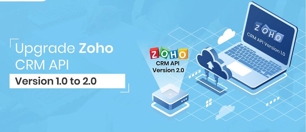 Zoho APIs 2.0 Image
