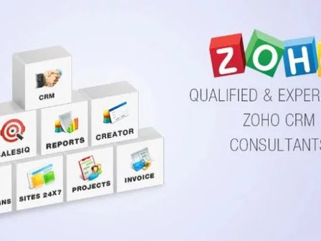 Need of Zoho CRM Consultant to Grow Your Business!