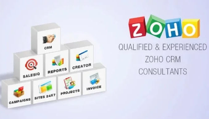 Zoho CRM Consultant Images