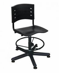 Cadeira Caixa Giratória