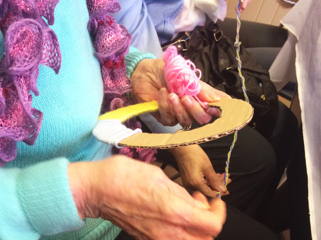 Craft-led Activities for Wellbeing
