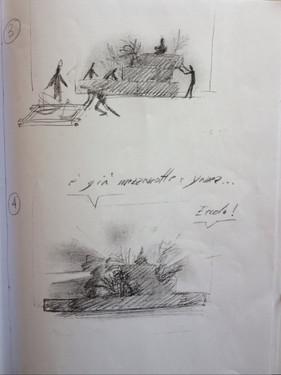 Storyboard Quadri Le tigri-2-zaches-teat