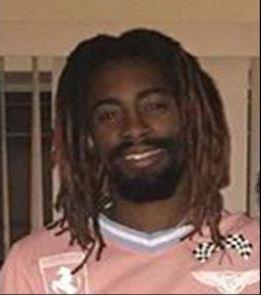 Double-homicide victim, Derrick Ruff