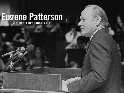 Eugene Patterson: Journalism icon, war hero, champion for civil rights