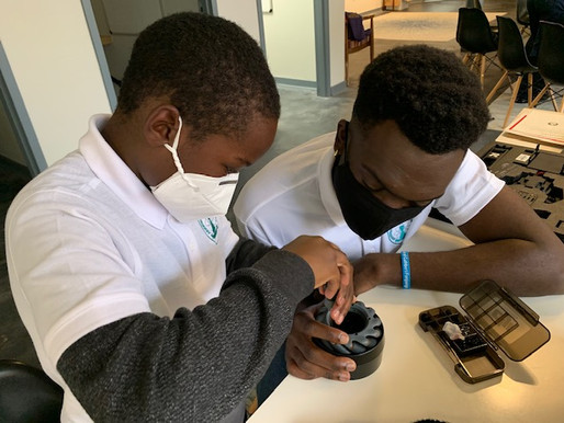 UGA, Chess & Community launch new partnership