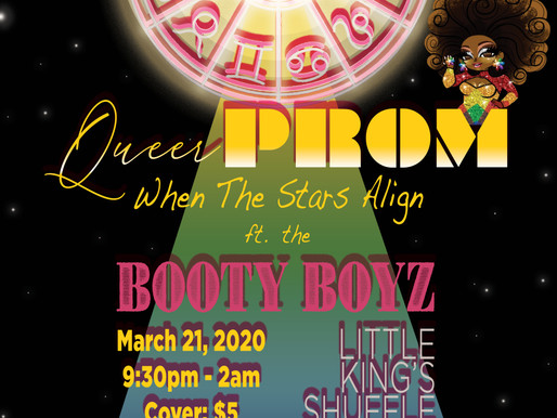Athens PRIDE to host 5th annual Queer Prom