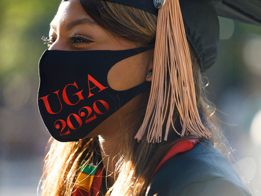 UGA Class of 2020 achieves 91% career outcomes rate despite pandemic