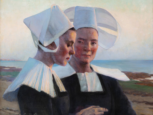 Lost painting by Cecilia Beaux finds new home in Georgia