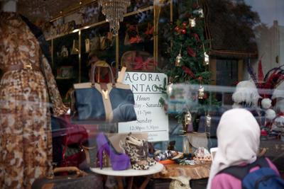 Burglars get away with pricey haul from ACC commissioner's boutique in downtown Athens