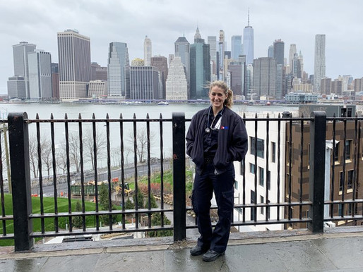 AU/UGA medical student recounts fighting pandemic in NYC