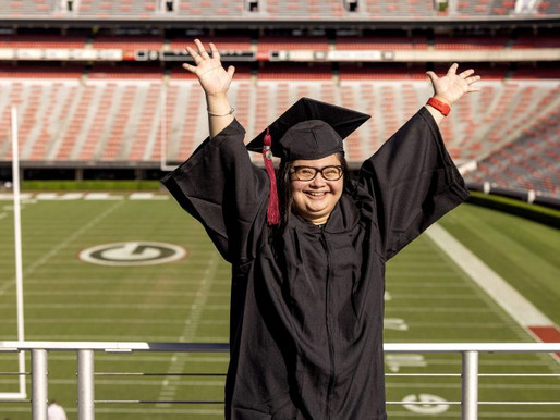 Destination UGA: How one student brings joy to campus