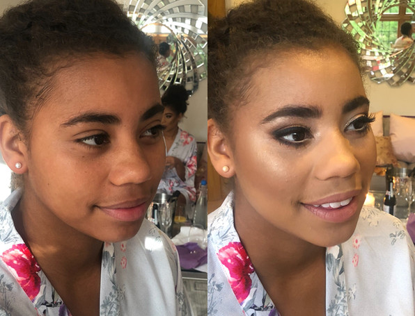 Makeup by Claire