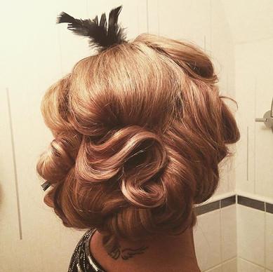 1920s style tonight! 😍