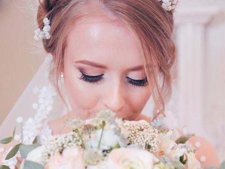 "Bridal prep - the morning you say ""I do"""