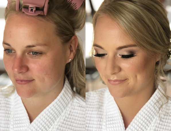 Makeup & Hair by Claire