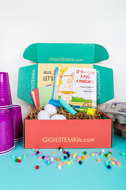 STEM Subscription Box: Monthly