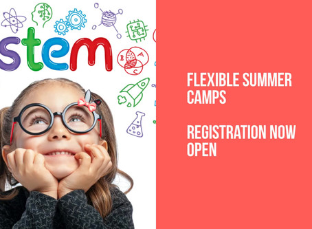 A NEW SUMMER CAMP EXPERIENCE