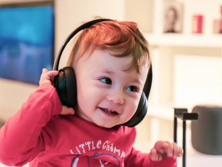 Sensory Lab Fun: Hearing