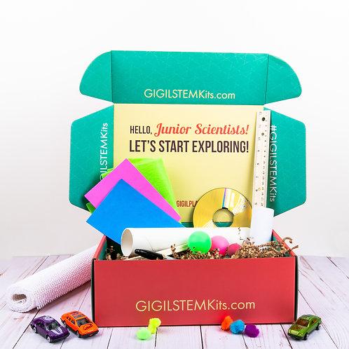 STEM Subscription Box: 3 Months