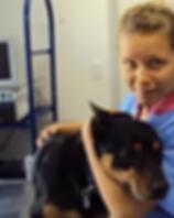Sidsel Crumbley vet nurse gunnedah pet v