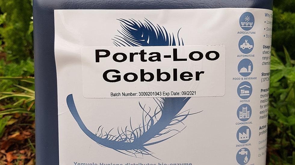 Portaloo Gobbler(TM)
