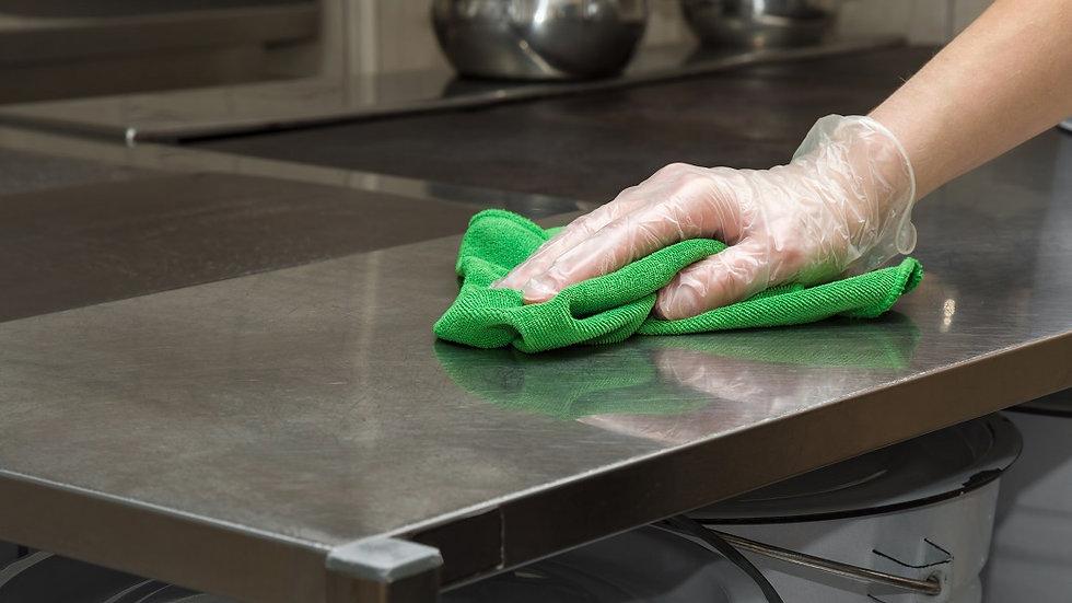 Virus Gobbler(TM) Disinfectant