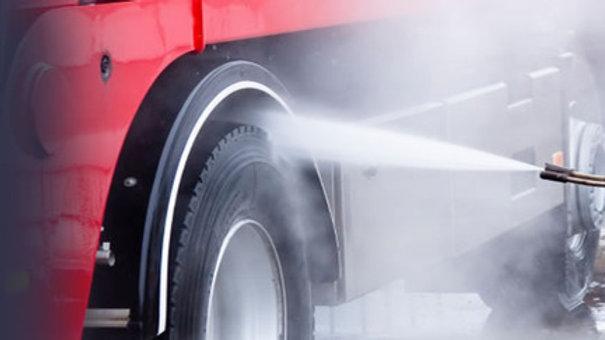 Wash and Wax Oil Gobbler(TM) Vehicle Shampoo