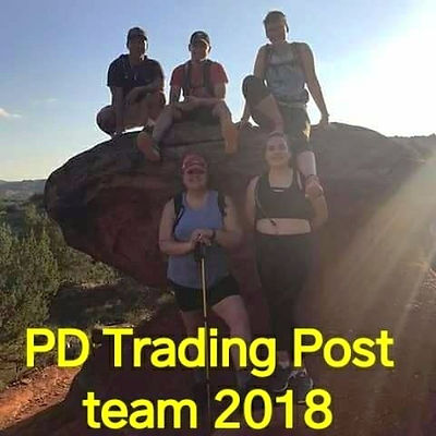 Palo Duro Trading Post Team 2018