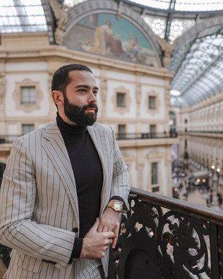 Santoni Event - Milan Mens Fashion Week