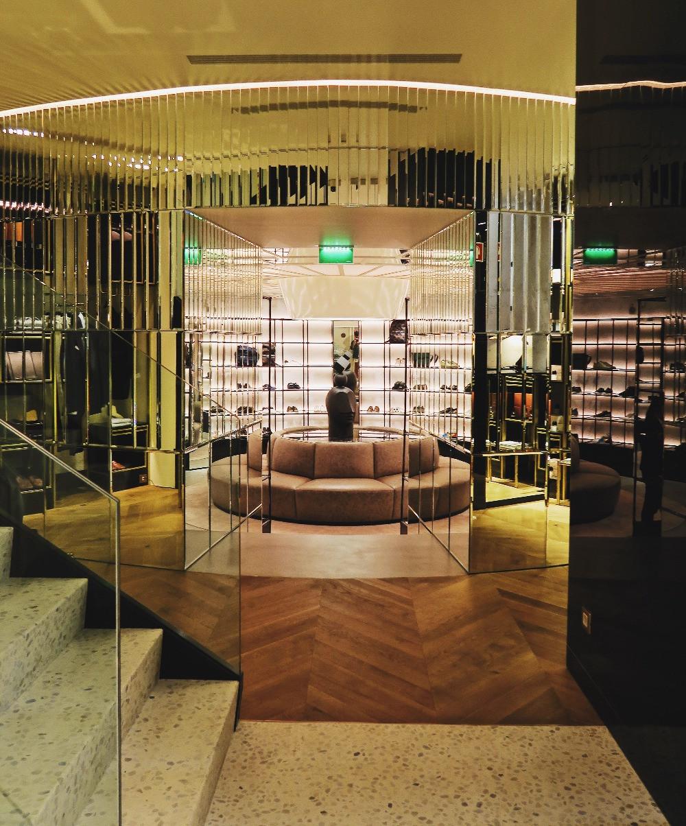 Shoe shop at JNcQUOI Concept Store