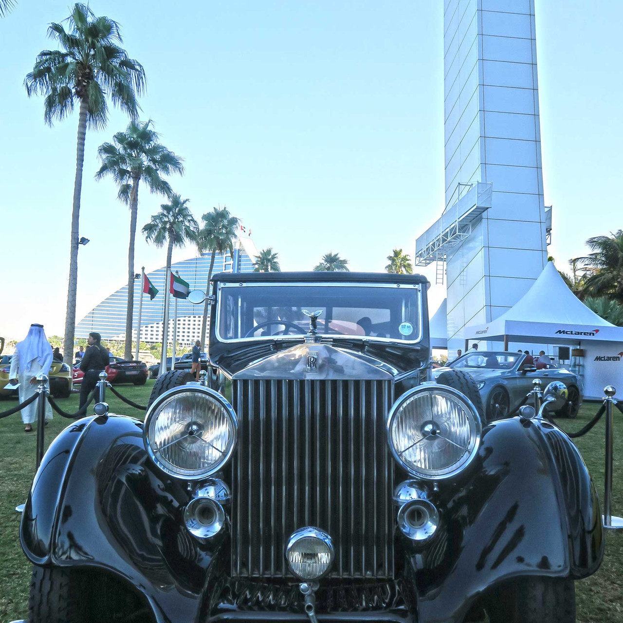 Last but not least this imposing Rolls Royce from the 30's. Overall a great event with some incredible automobiles on display, now lets see what the 2017 edition will bring!