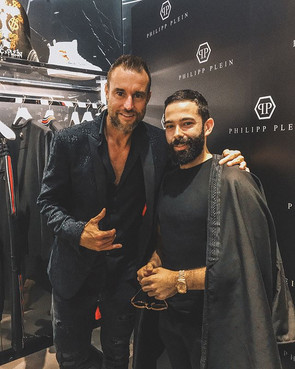 Philipp Plein Flagship Store Opening _ D