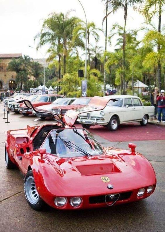 Alfa Romeo Furia GT 4