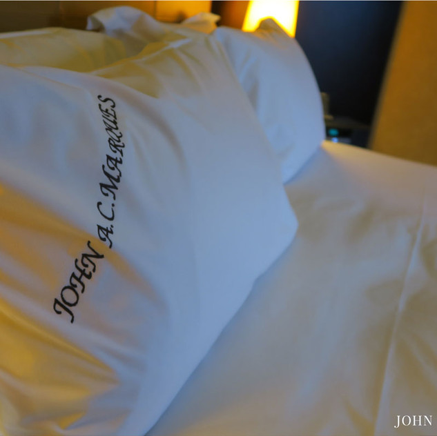 This is one of my personal favourite touches in a hotel room, just perfect!