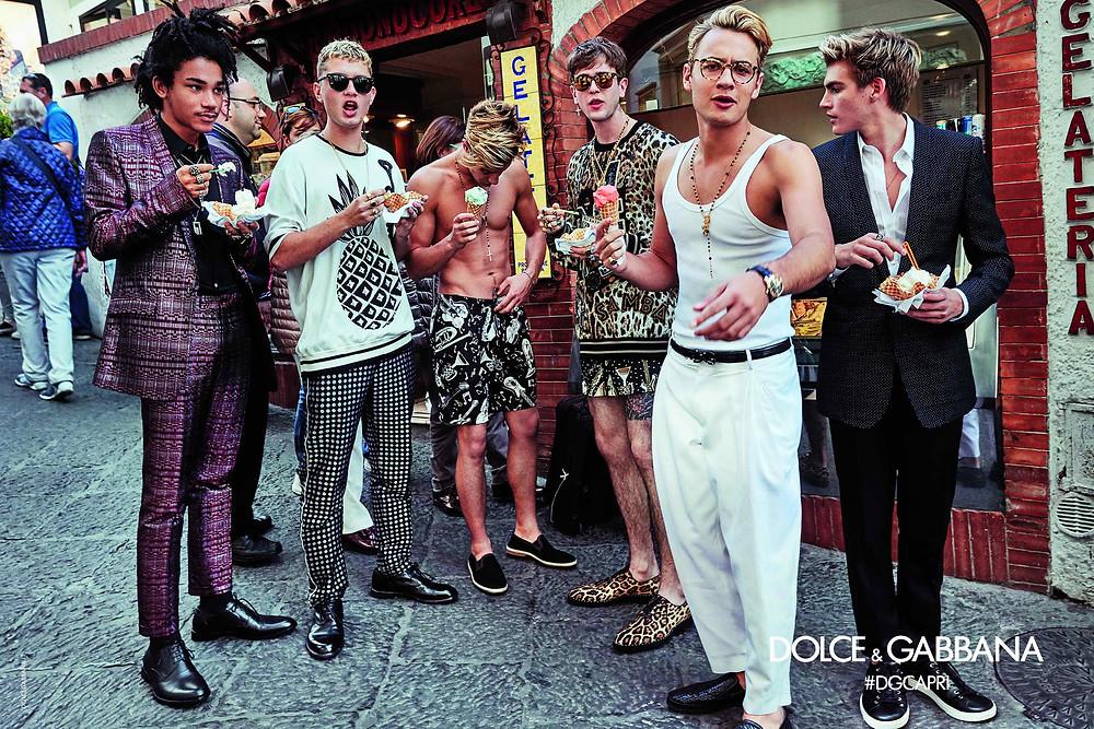 Dolce & Gabbana Millennials Campaign